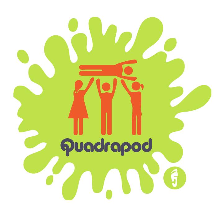 Quadrapod_logo