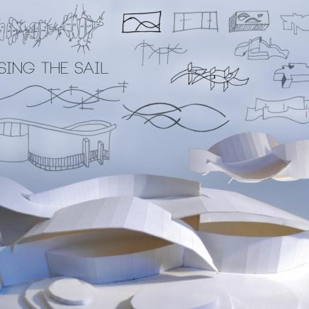 Raising_the_sail