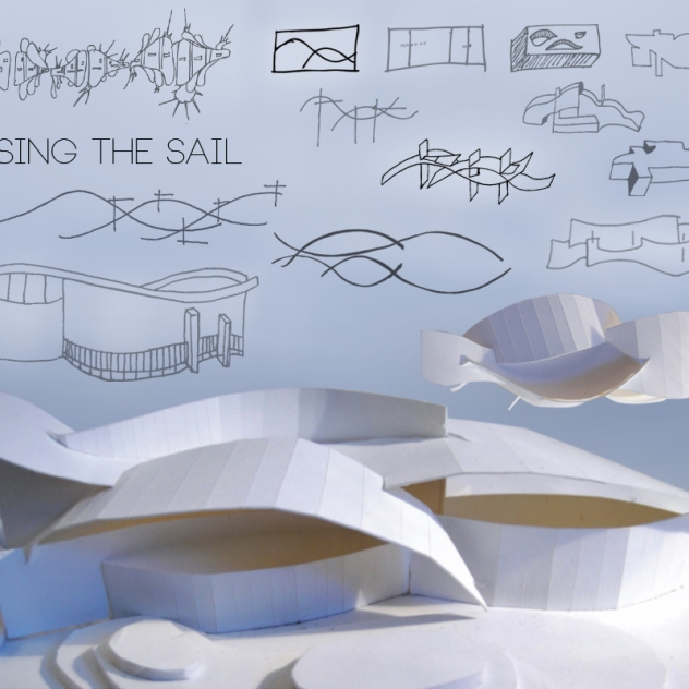 Raising_the_sail